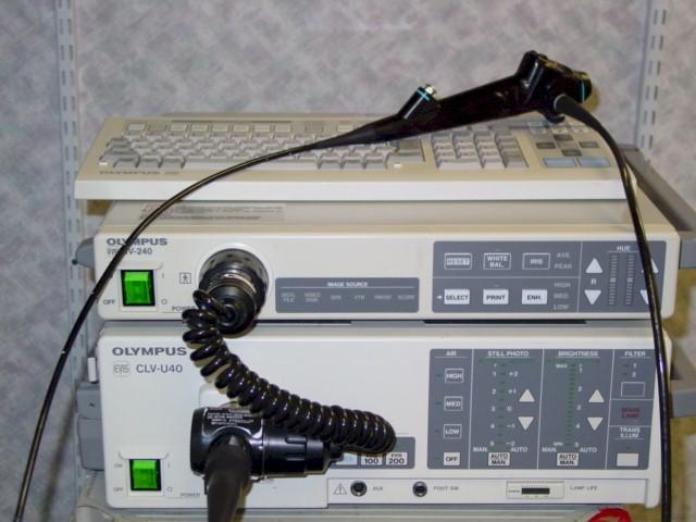 Olympus® Pentax® Fujinon® Storz Welch Allyn Video Endoscopy Tower
